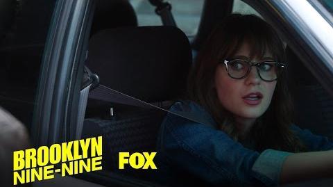 Jake Tries To Commandeer Jess' Car Season 4 Ep. 4 BROOKLYN NINE-NINE