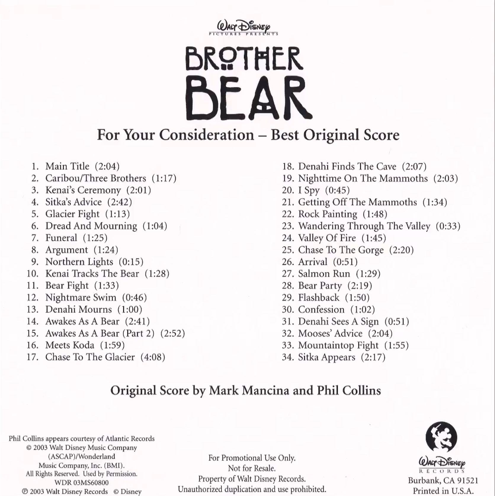 File:Brother Bear Complete Score.png