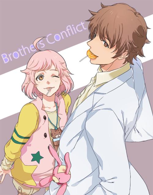Wataru Brothers Conflict
