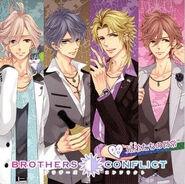 BROTHERS CONFLICT Drama CD Kyoudai Nichijou