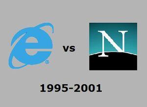 1st Browser War