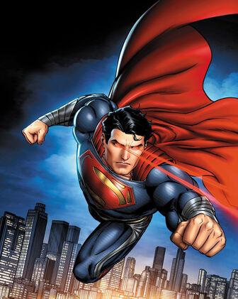 Man of steel superpowers by jprart-d5xdfz4
