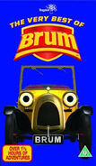 The Very Best Of Brum VHS Cover