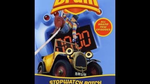 Brum Stopwatch Botch And Other Stories (Australian DVD)