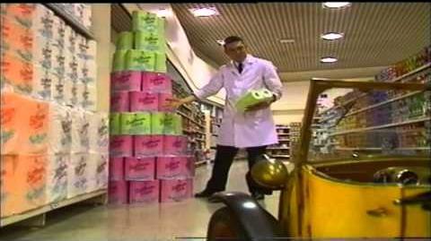 Brum Goes Shopping