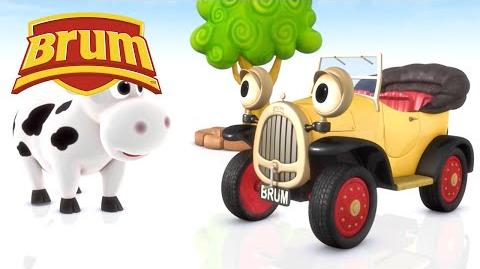 ★ Brum ★ Brum Plays 'Hide and Seek' - - KIDS SHOW FULL EPISODE