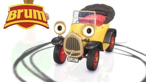 ★ Brum ★ Brum Plays ABC Finding Letters - - KIDS SHOW FULL EPISODE