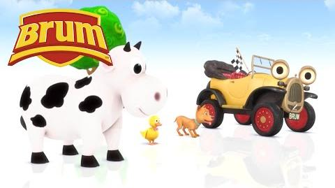 ★ Brum ★ Brum and The Race - - KIDS SHOW FULL EPISODE