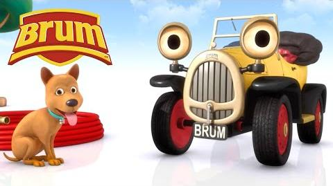 ★ Brum ★ Brum and the Naughty Dog - FULL 6 EPISODE HD - Kids Show