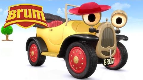 ★ Brum ★ The Hat Fits! - KIDS SHOW FULL EPISODE