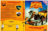 Crazy Chair Chase Vhs Cover and Rear