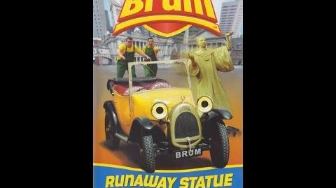 Brum Runaway Statue And Other Stories (Australian VHS)