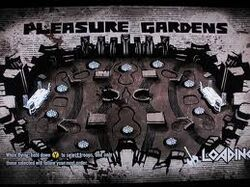 Pleasure Gardens Map