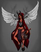 Fan Art Demon Witch