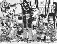 Fan Art Band