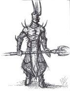 Fan Art Doviculus Sketch