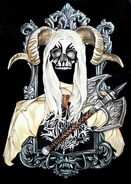 Fan Art White Death