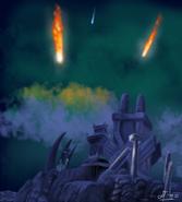 Fan Art Meteors