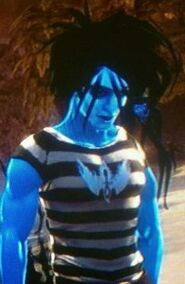 Gravedigger Blue