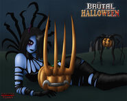 Fan Art Brutal Halloween