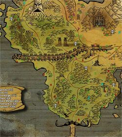 Bladehenge Map