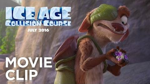 "Ice Age Collision Course ""Space Rocks"" Clip HD FOX Family"