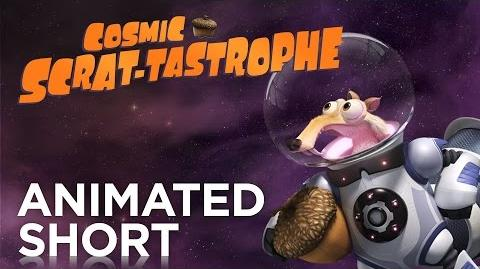 "Ice Age Collision Course ""Cosmic Scrat-tastrophe"" Animated Short HD FOX Family"