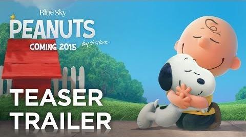 Peanuts Teaser Trailer HD FOX Family