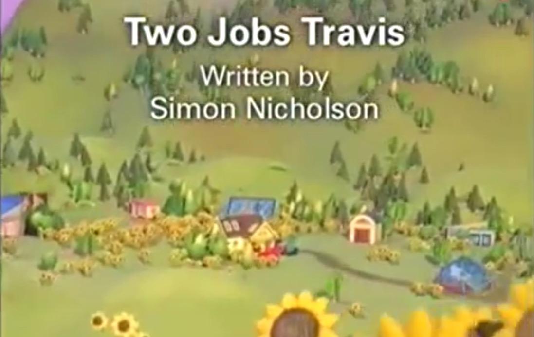 Bob The Builder Dvd Trailer Travis Dvd: Image - TwoJobsTravisTitleCard.jpeg