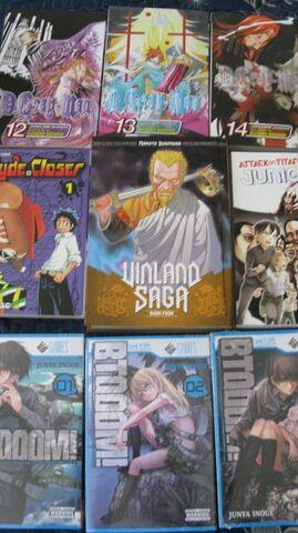 File:Takashichea's Manga Collection with Btooom.jpg