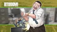 Btooom Episode 3 End Card