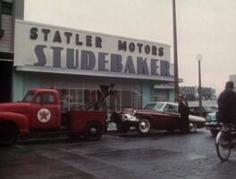Statler Studebaker 1955