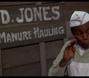 D. Jones Manure Hauling