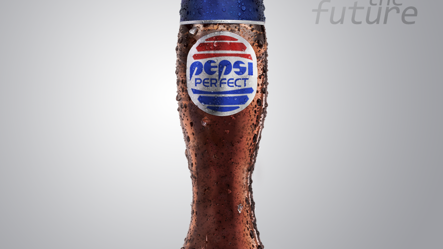 Pepsi and Coca's fight to get featured in Back to the future