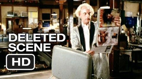 Back to the Future Deleted Scene - Doc's Personal Belongings (1985) - Michael J. Fox Movie HD