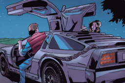 Second DeLorean