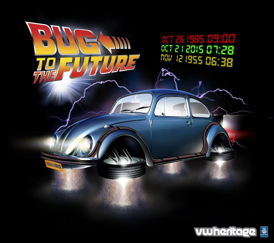 Bug to the Future - VW Heritage
