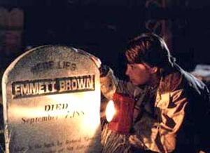 Docs tombstone