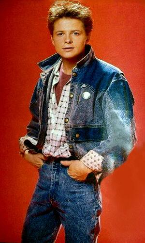 Marty's Jean Jacket