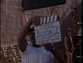 Back to the Future Part III working title Three