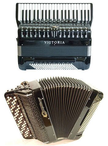 File:442px-A convertor free-bass piano-accordion and a Russian bayan.jpg