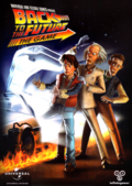Back to the Future Deluxe Cover