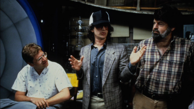 File:Spielberg on the set of Back to the Future.png