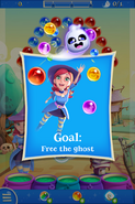 Goal - Free the ghost