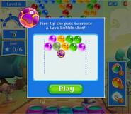 Lava Bubble Intro 2