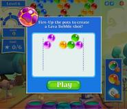 Lava Bubble Intro 5