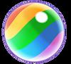 Rainbow Bubble icon