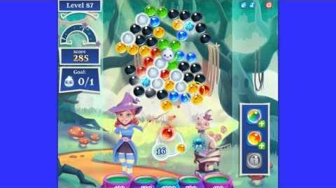 Bubble Witch 2 Saga - Level 87