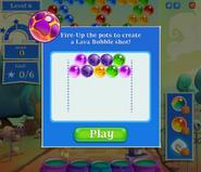 Lava Bubble Intro 3