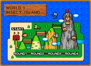 Insect Island RIR